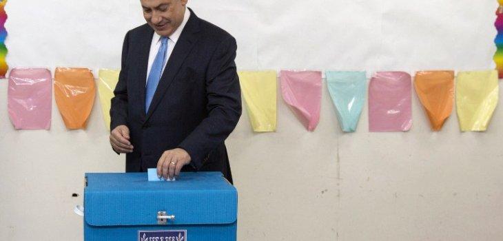 Benjamin Netanyahu   Sebastian Scheiner   POOL   AFP
