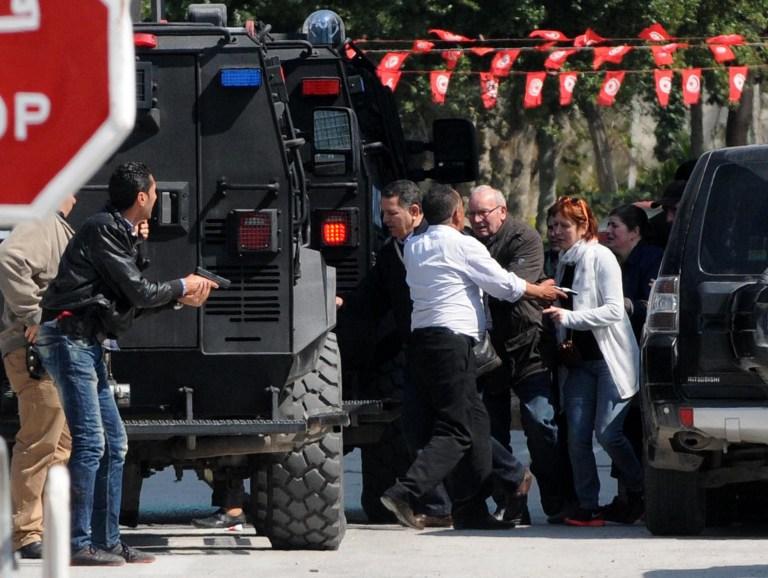 Ataque a museo de Túnez | Salah Habibi | AFP