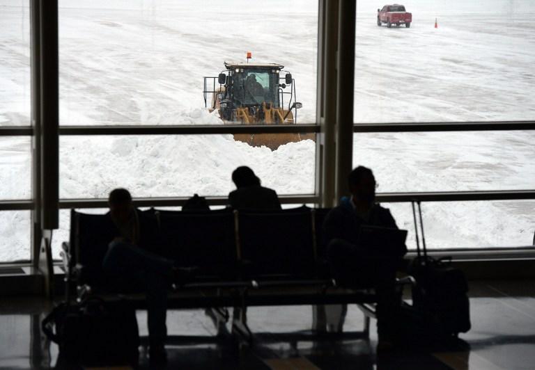 Aeropuerto de Washington| Jewel Samad | AFP