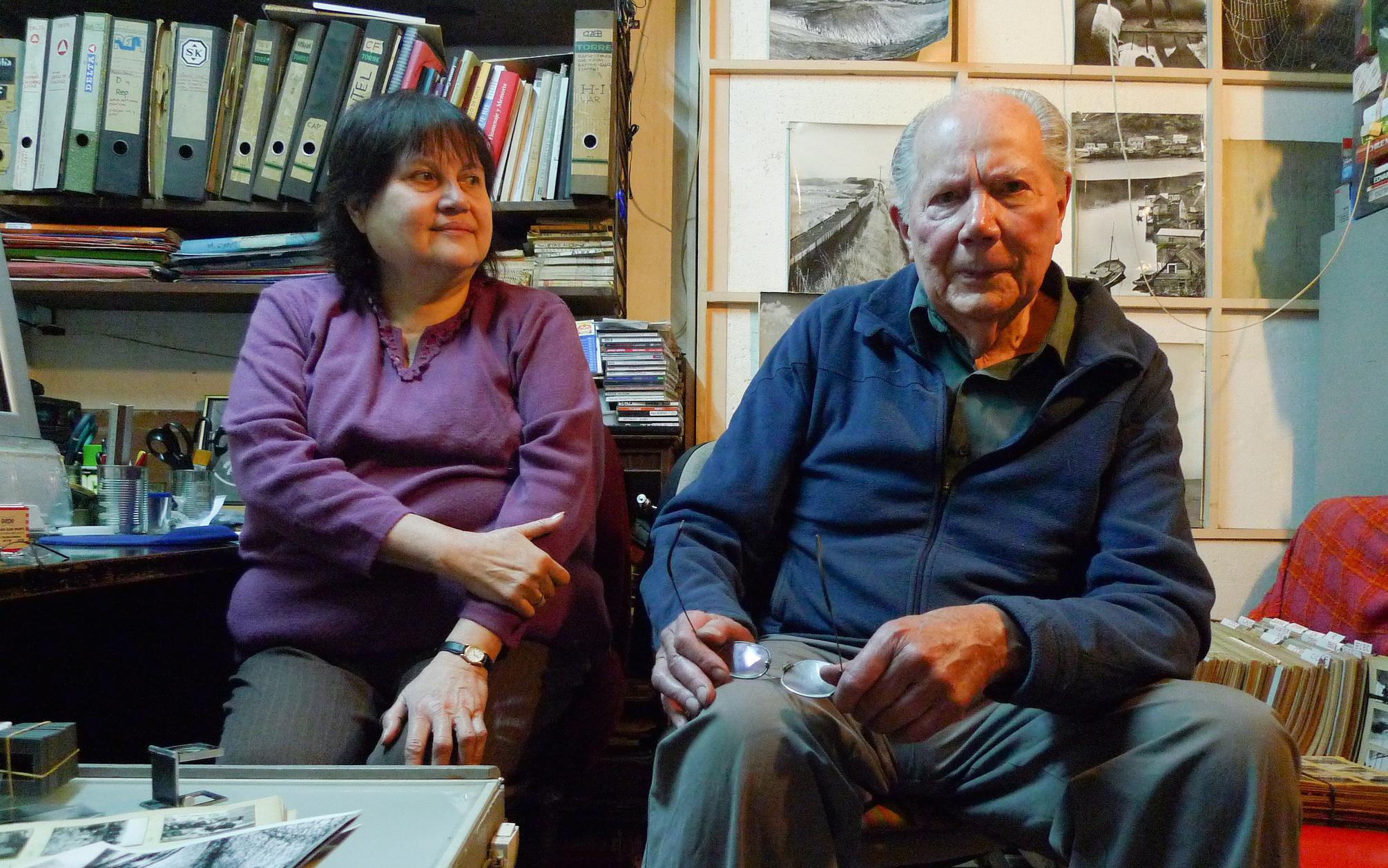 Alejandra Basualto y Luis Ladrón de Guevara   Paulo Slachevsky