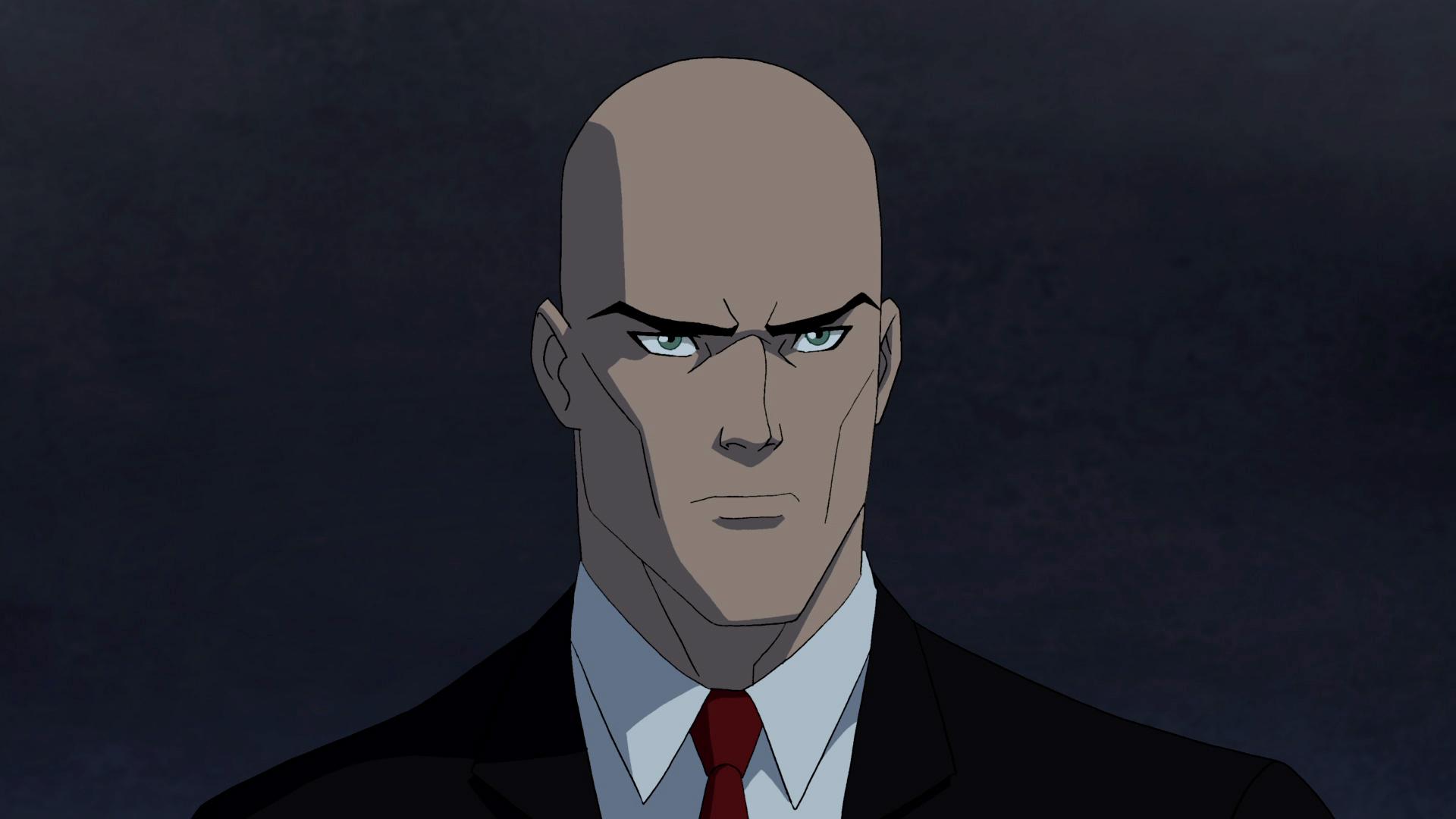 Lex Luthor en serie animada de Cartoon Network