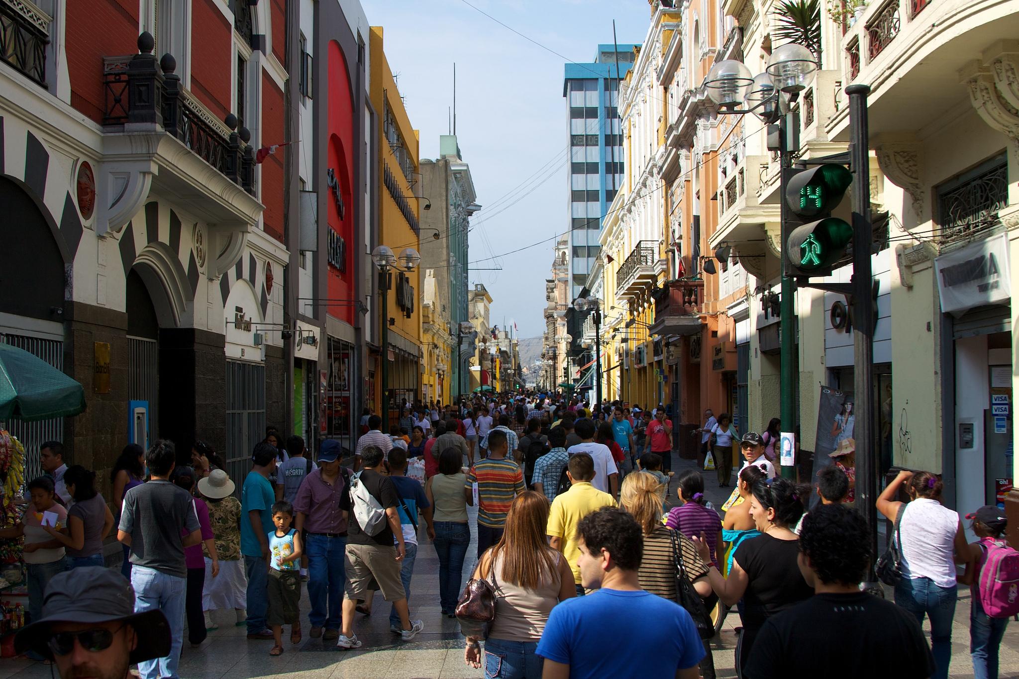 Calles de Lima | McKay Savage (cc)