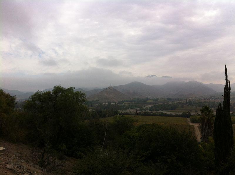 Comuna de Vicuña | Wikipedia (cc)