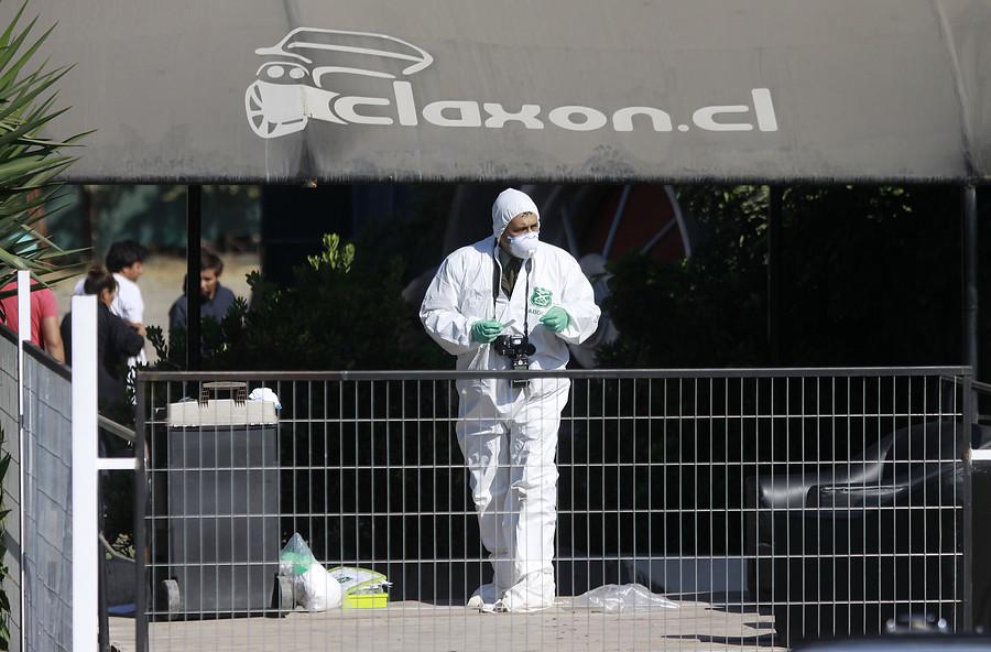 Tiroteo en discoteque Claxon   Cristobal Escobar   Agencia UNO