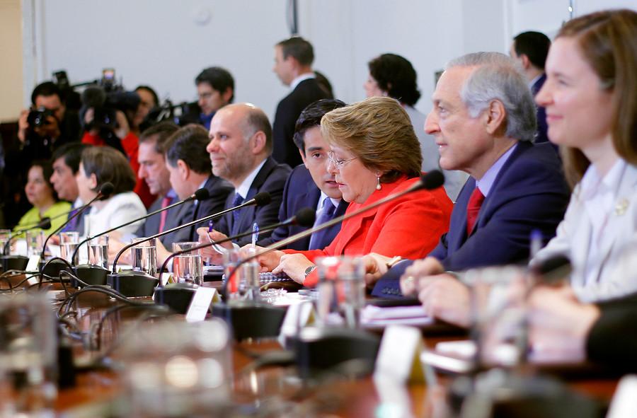 Michelle Bachelet | Pedro Cerda | Agencia UNO