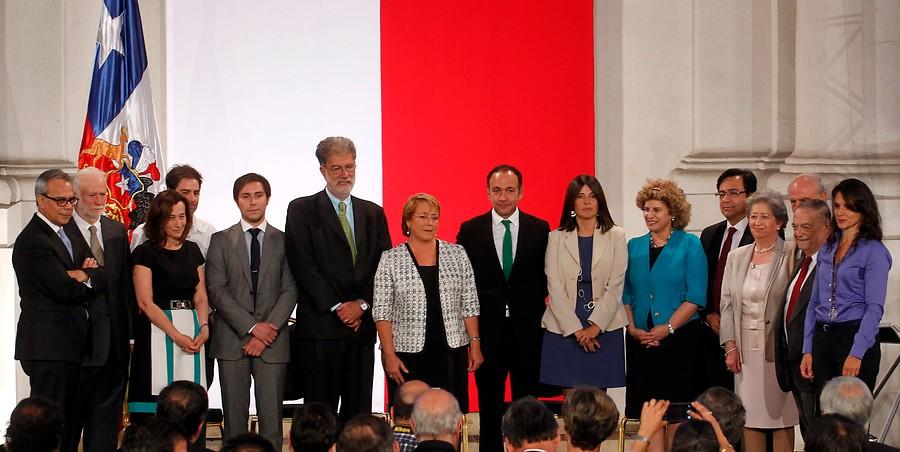 Consejo Asesor Presidencial para la transparencia | Felipe Fredes | Agencia UNO