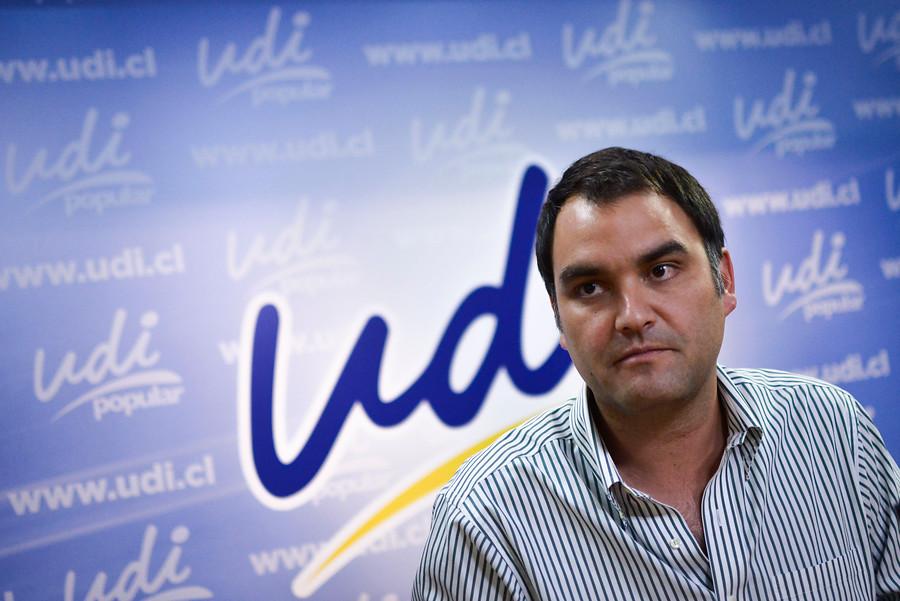 Javier Macaya | Pablo Rojas Madariaga | Agencia UNO