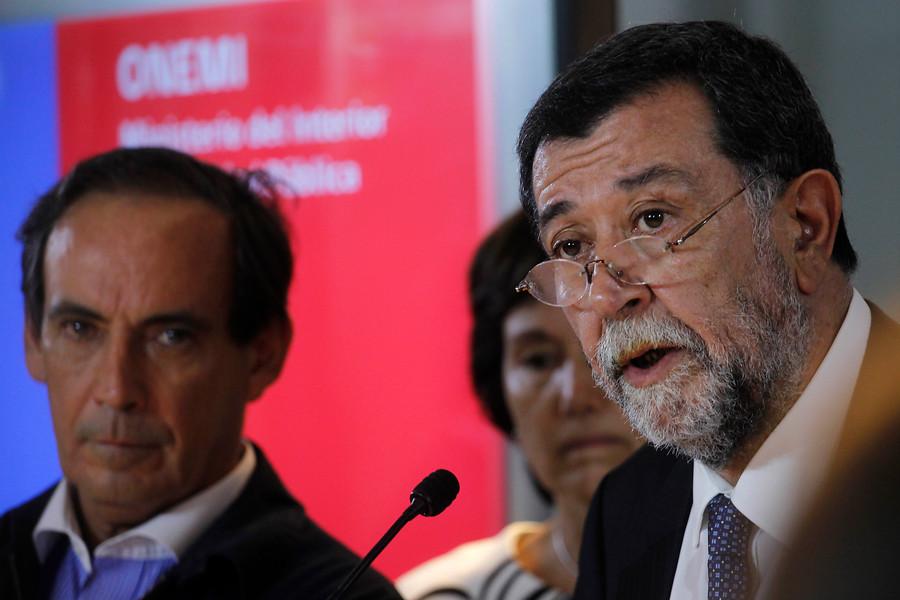 Mahmud Aleuy | Francisco Longa | Agencia UNO