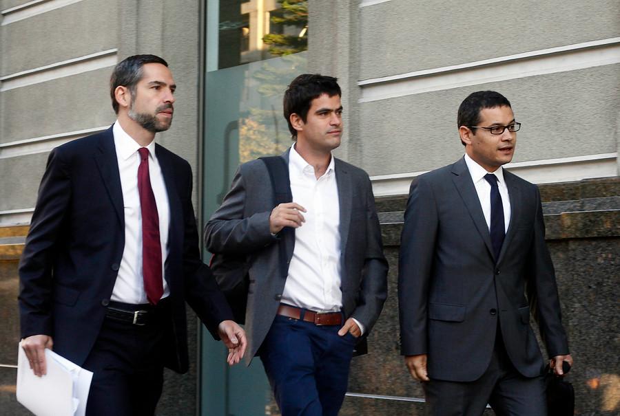 Felipe de Mussy (centro)   Francisco Castillo   Agencia UNO