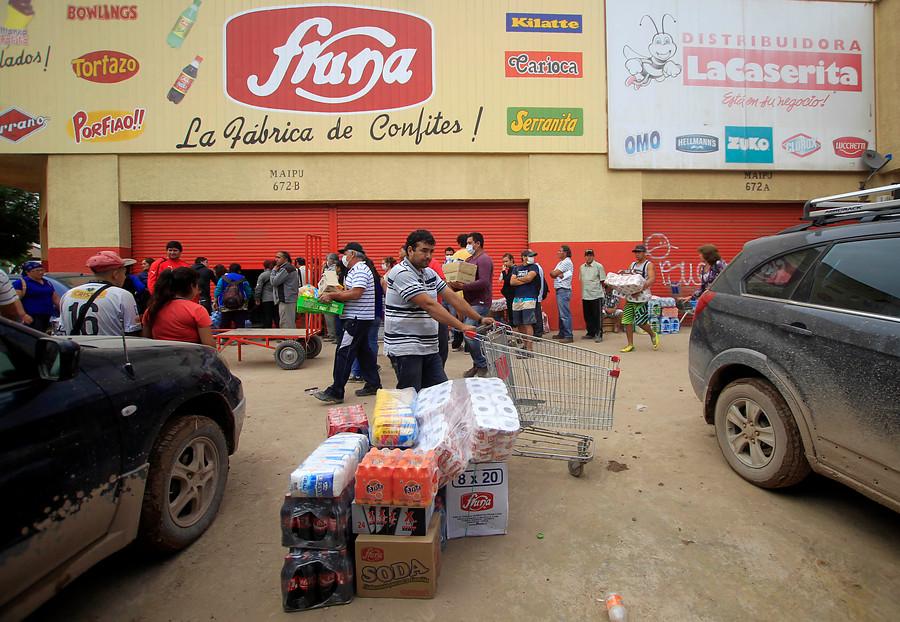 Copiapó | Cristobal Escobar | Agencia UNO