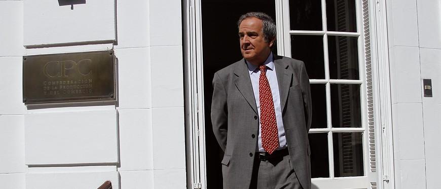 Andrés Santa Cruz |Álvaro Cofré |Agencia UNO