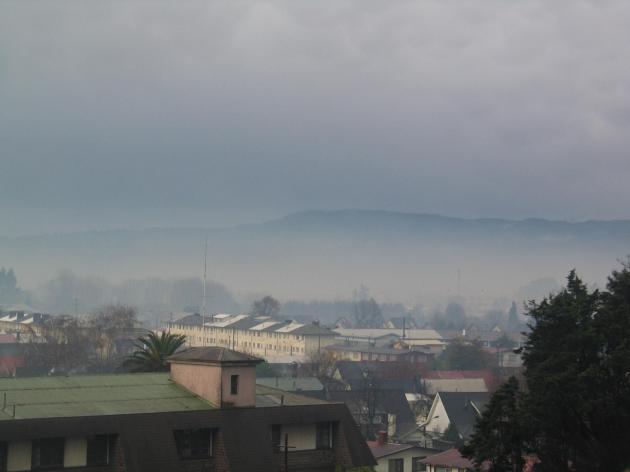 ARCHIVO | Contaminación en Valdivia | Rebeca Escobar