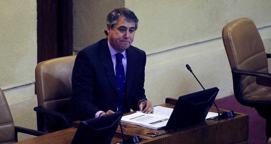 Cristian Letelier, (ex UDI) |Pablo Ovalle |Agencia UNO