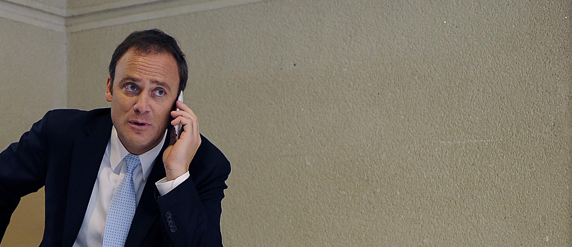 Diputado Felipe Ward / Agencia UNO