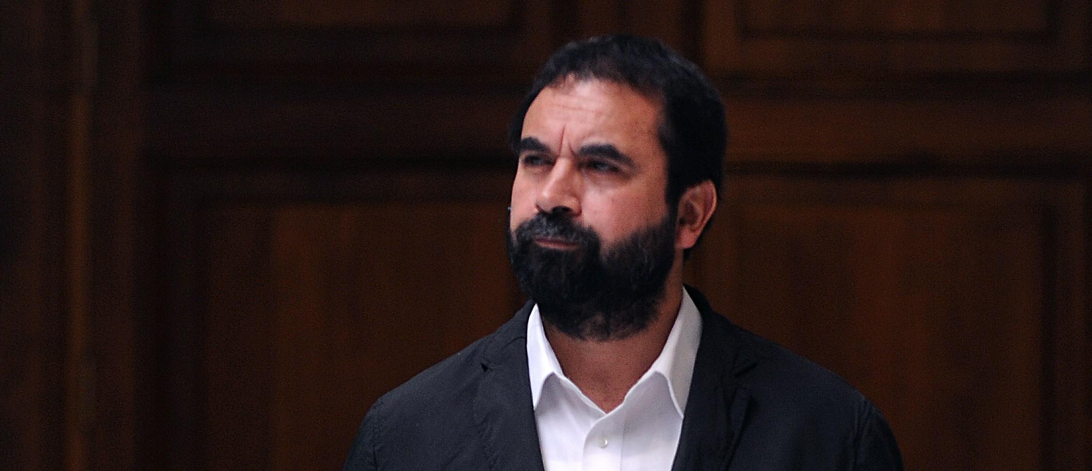 Diputado Hugo Gutiérrez / Agencia UNO
