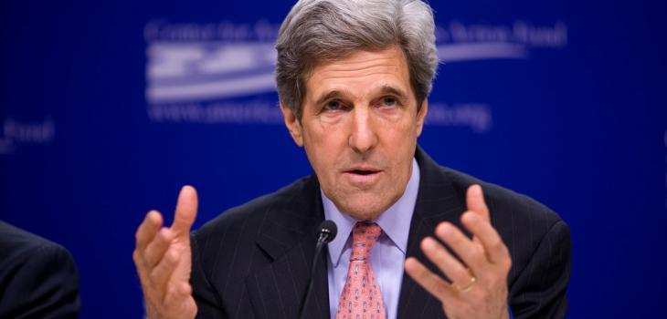 ARCHIVO | John Kerry | Ralph Alswang (CC)