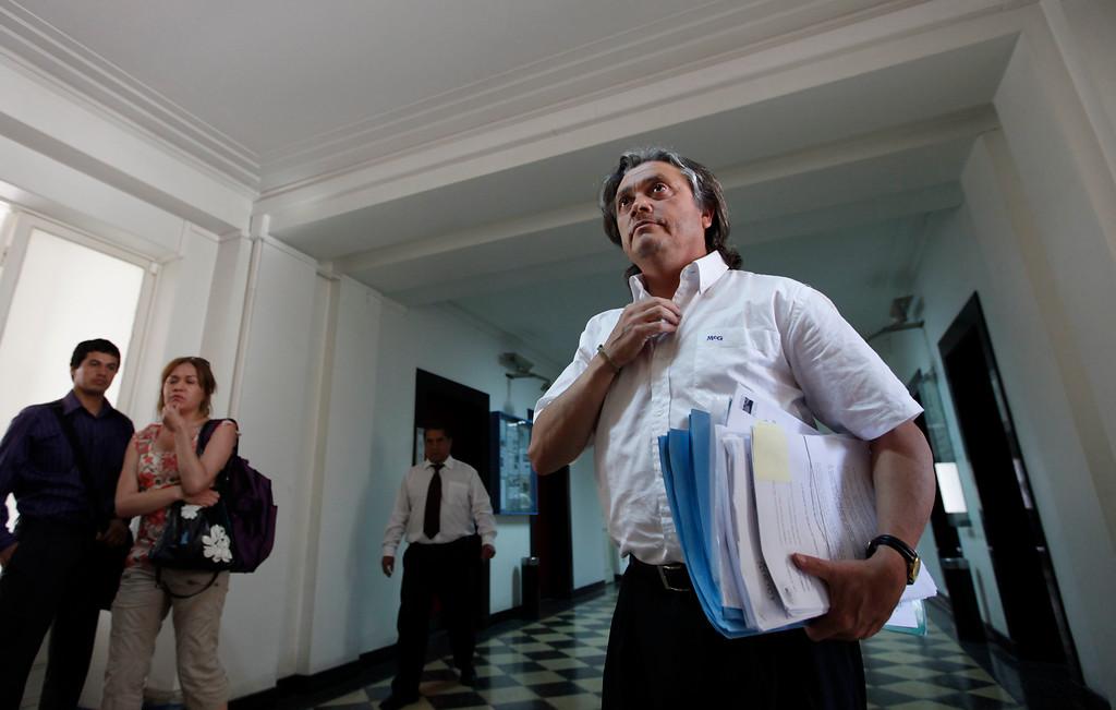 Marcelo Segura   Agencia UNO