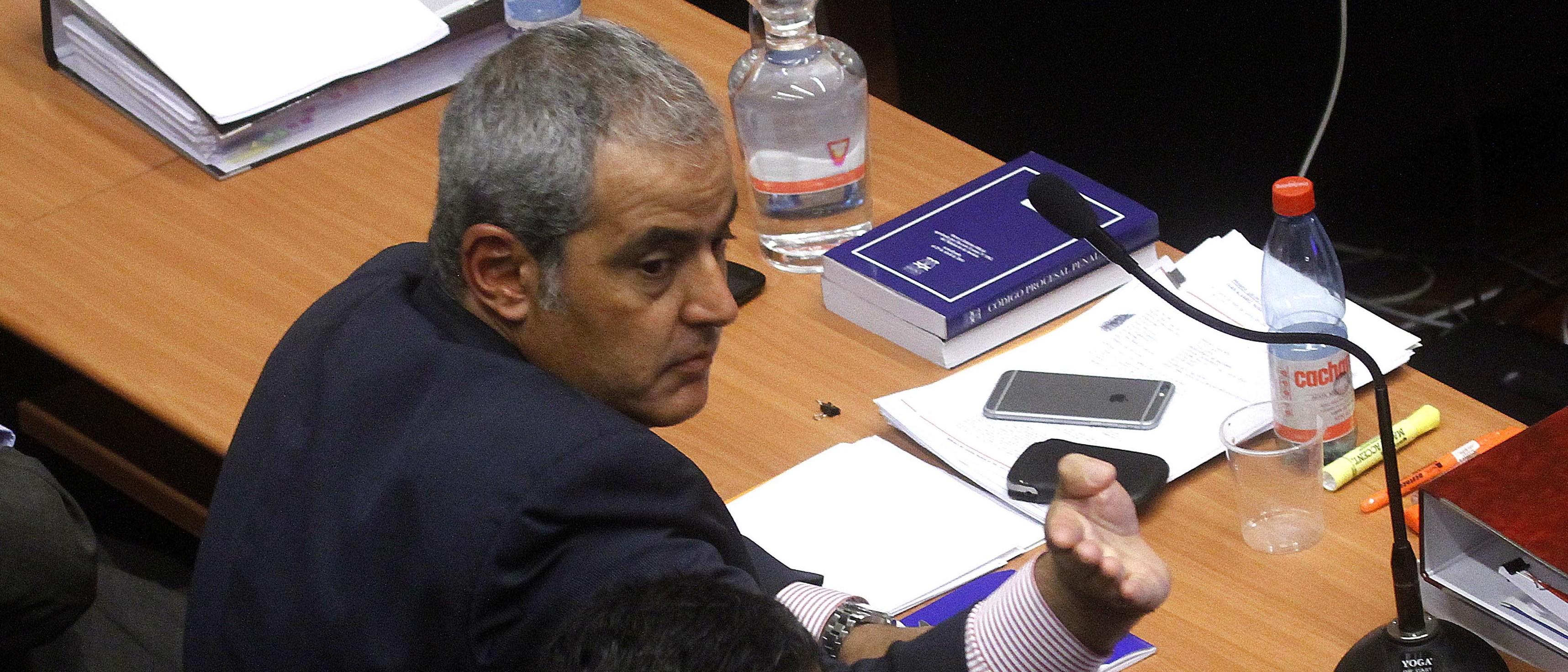 Fiscal Nacional Sabas Chahuán   Agencia UNO