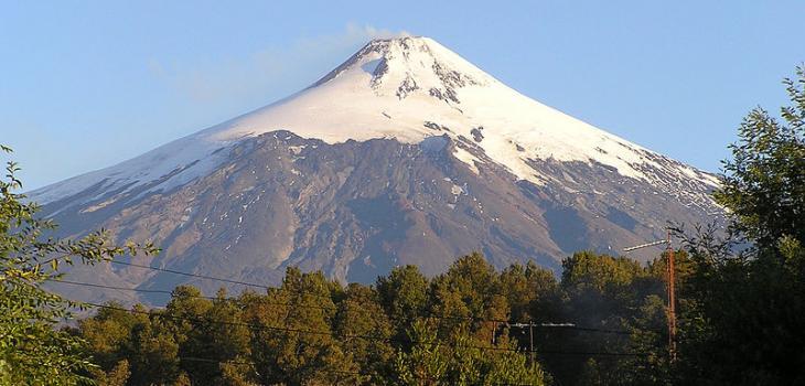 Volcán Villarrica | Ogwen (CC)