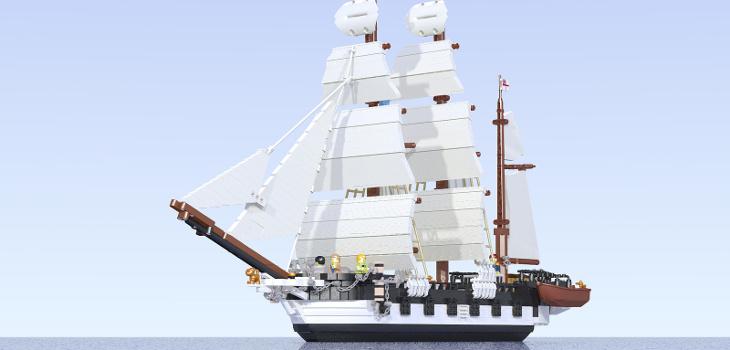 HMS Beagle | Luis Peña