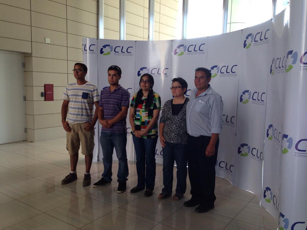 Familia de Carolina Jorquera | Clínica Las Condes | @cliniclascondes