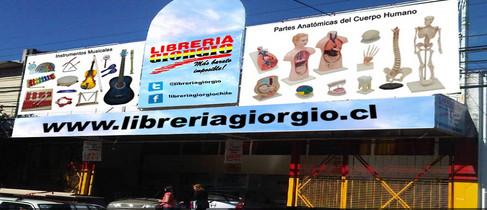libreriagiorgio.cl