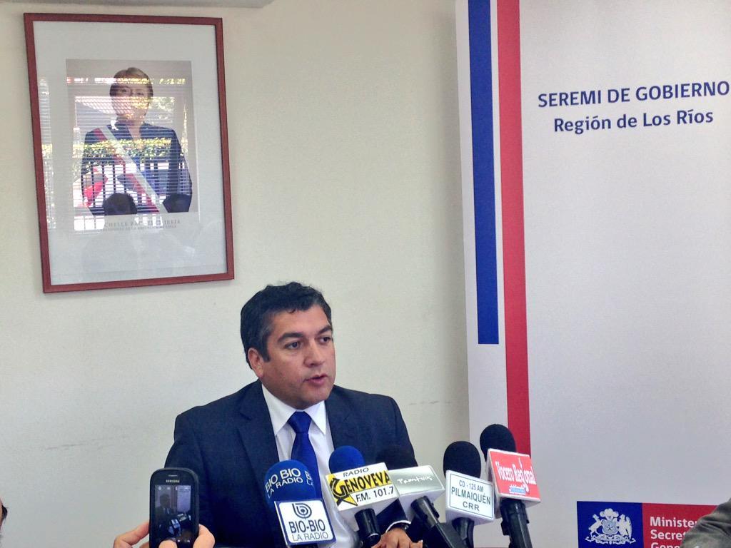 Seremi de Gobierno Los Ríos | @segegoblosrios
