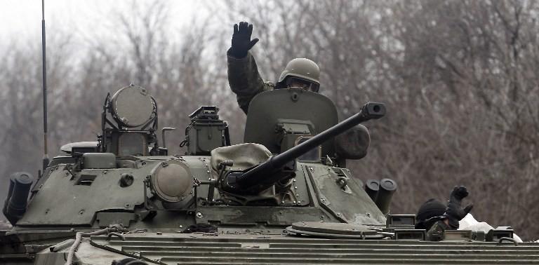 Anatolii Stepanov | AFP