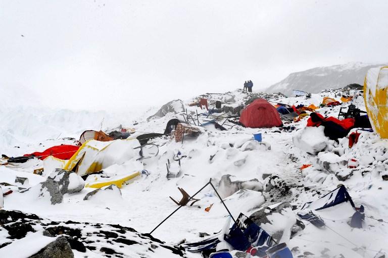 Nepal | Roberto Schmidt | AFP