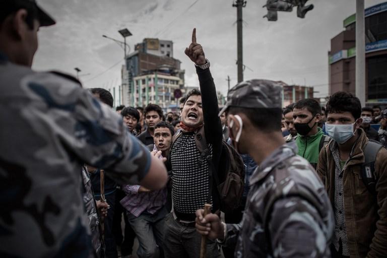 Philippe LOPEZ | AFP