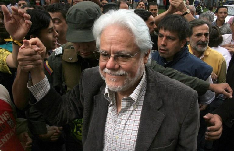 Carlos Gaviria | Gerardo Gómez | AFP
