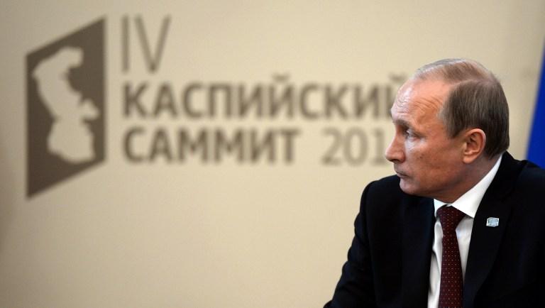Alexey Nikolsky   AFP