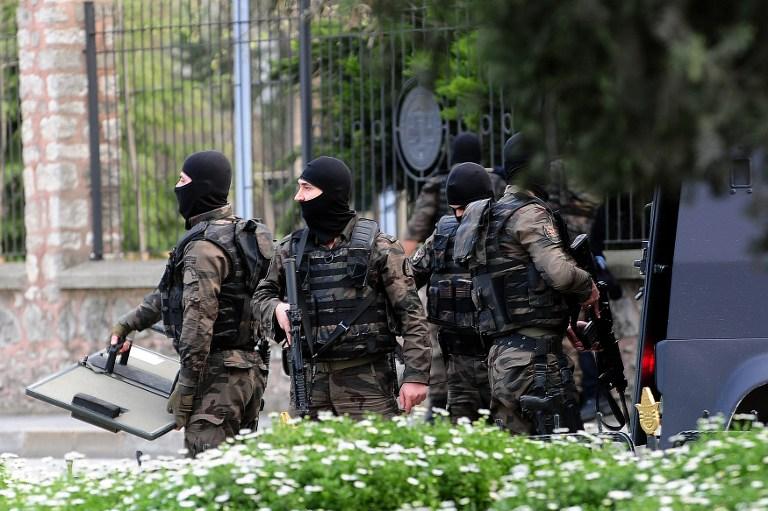 Atentado en Estambul   Ozan Kose   Agencia AFP