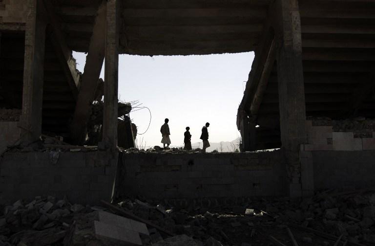 AFP Photo | Mohammed Huwais