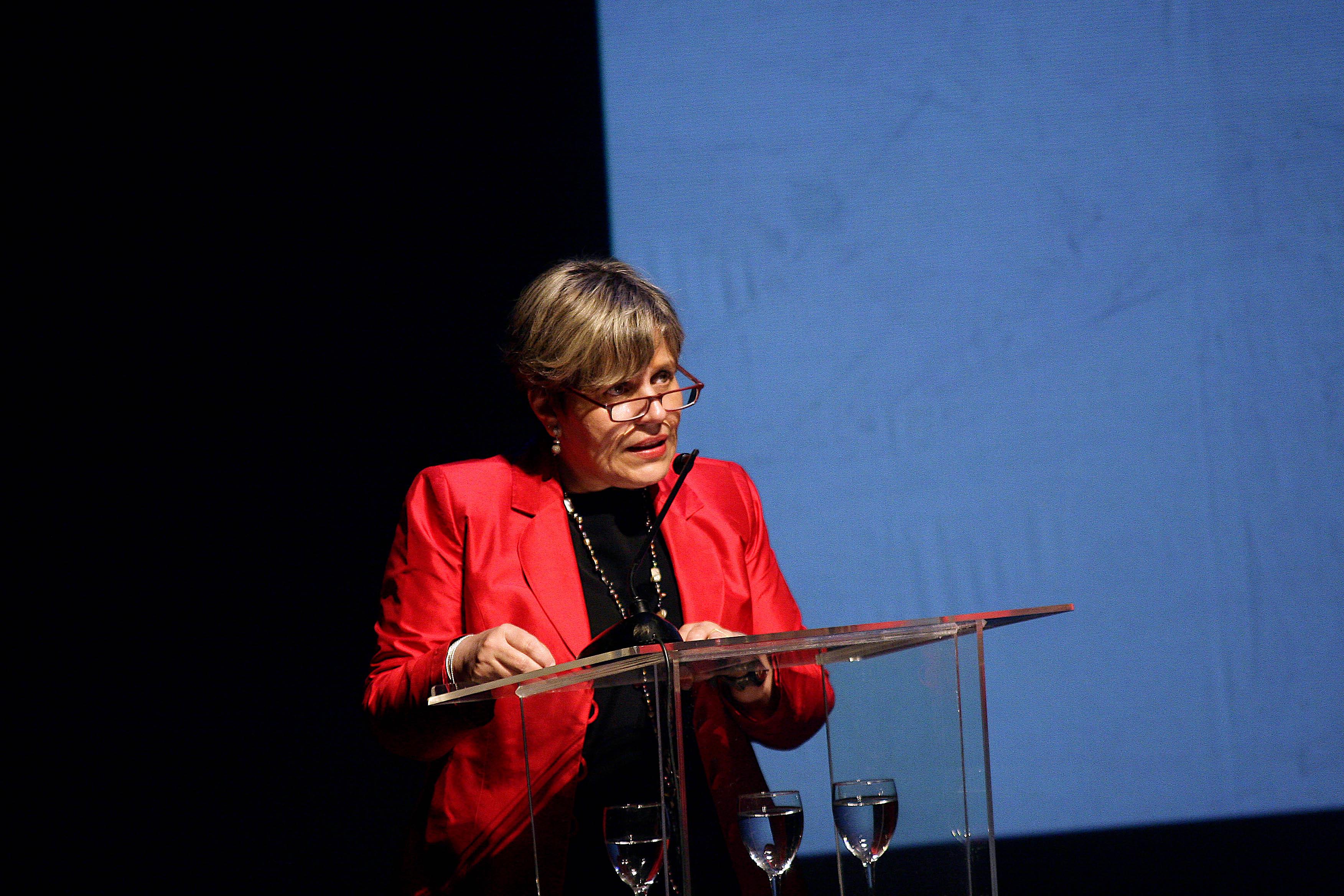 Lorena Fries | Pedro Cerda | Agencia UNO
