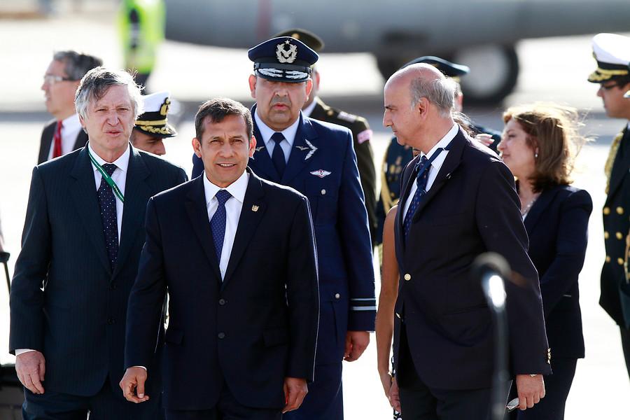 Ollanta Humala   ARCHIVO   David Cortes Serey   Agencia UNO