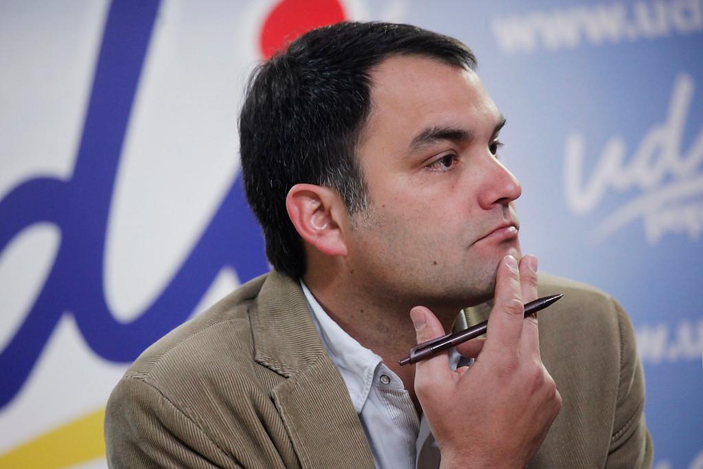 Javier Macaya | Agencia UNO