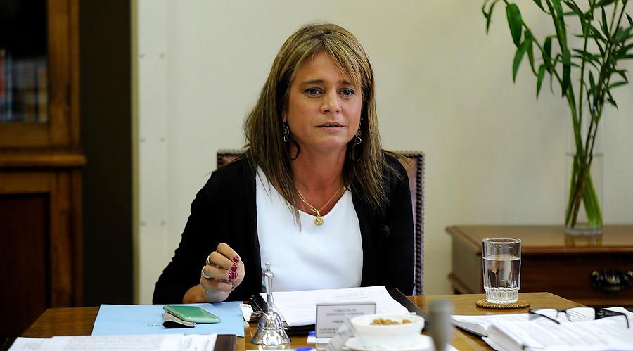 Jacqueline Van Rysselberghe | Pablo Ovalle | Agencia UNO