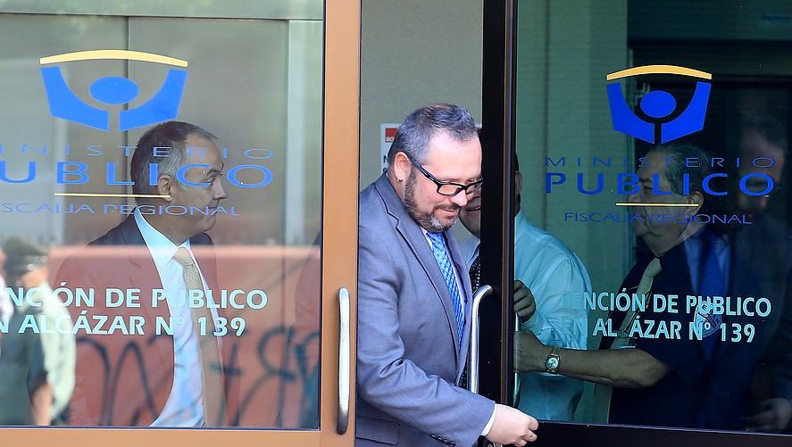 Sebastián Dávalos | Mario Davila | Agencia UNO