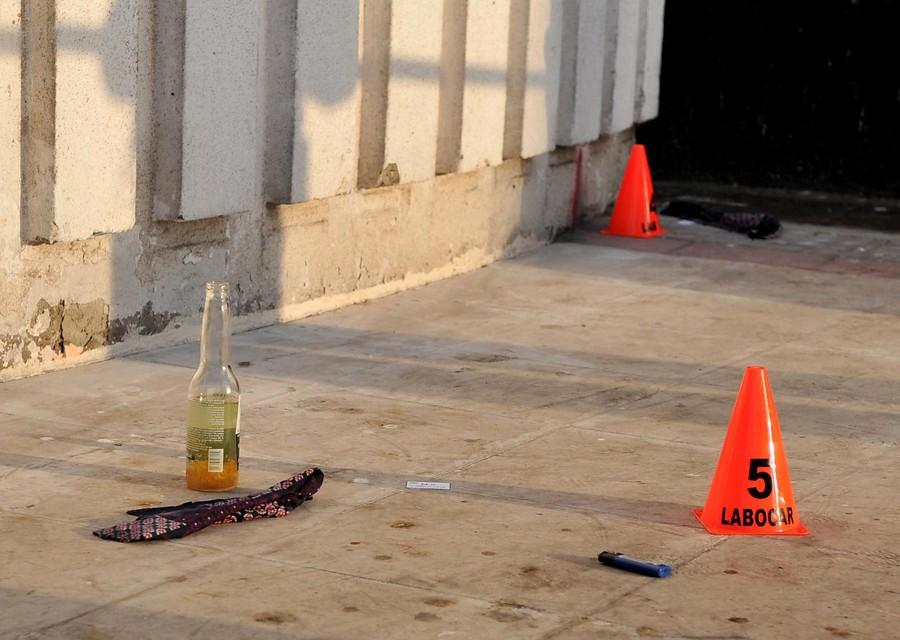 Ataque a la Intendencia de Tarapacá | Cristian Vivero | Agencia UNO