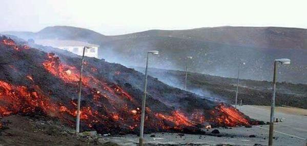 Erupción Etna | Twitter