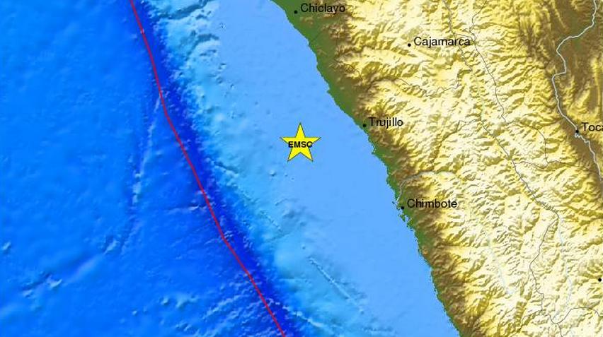 Epicentro del sismo | EMSC