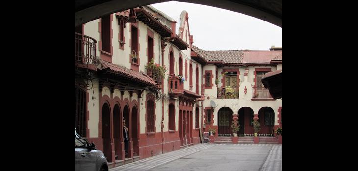 Cité Las Palmas, Archivo Patrimonial Brugmann (c)