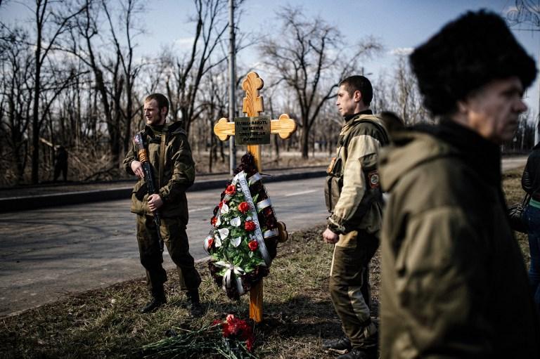 DIMITAR DILKOFF / AFP