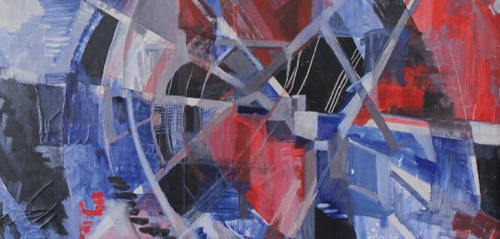 Detalle de obra de Ana Cortés, MNBA (c)
