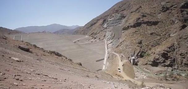 ARCHIVO | Embalse Chacrillas | Gobierno de Chile