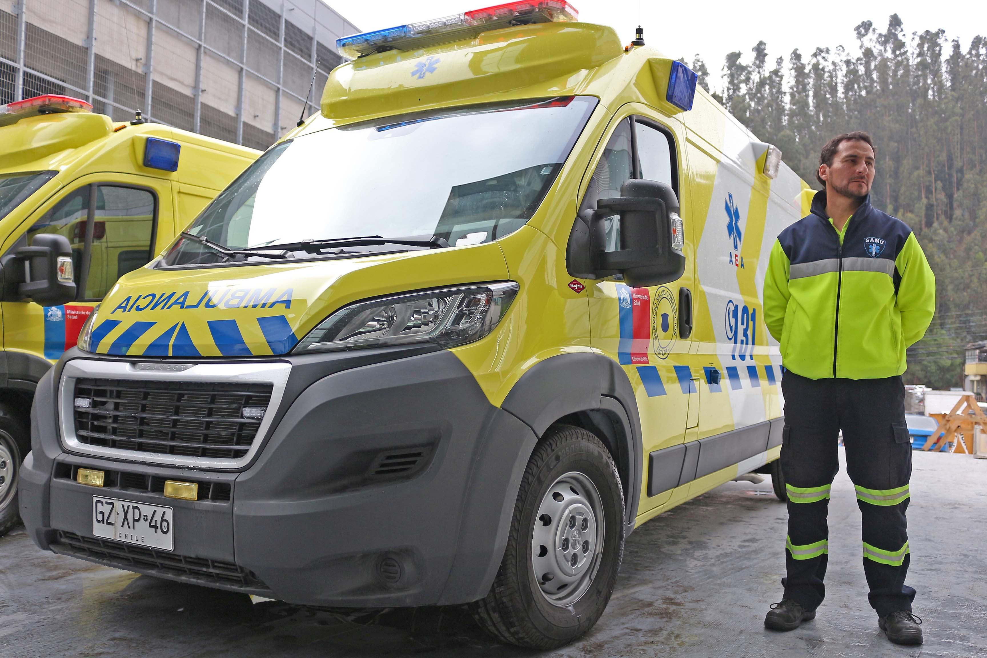 Servicio de Salud Concepción