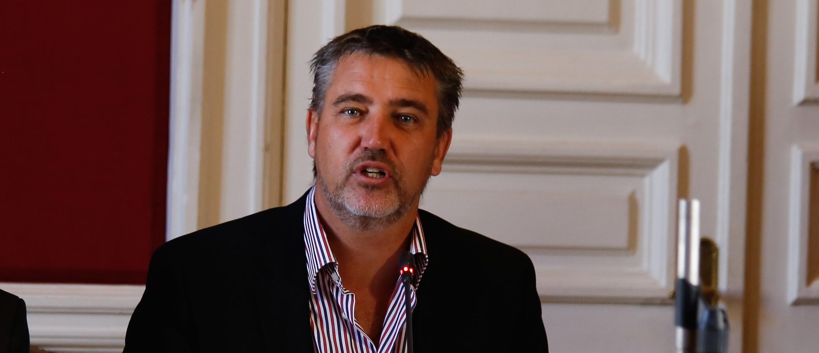 Fulvio Rossi  Francisco Flores  Agencia UNO