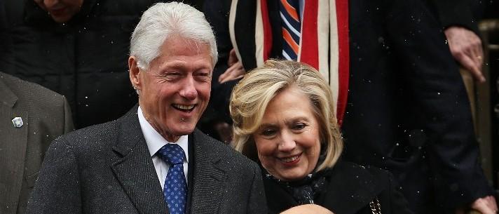 Bill y Hillary Clinton |Spencer Platt |AFP