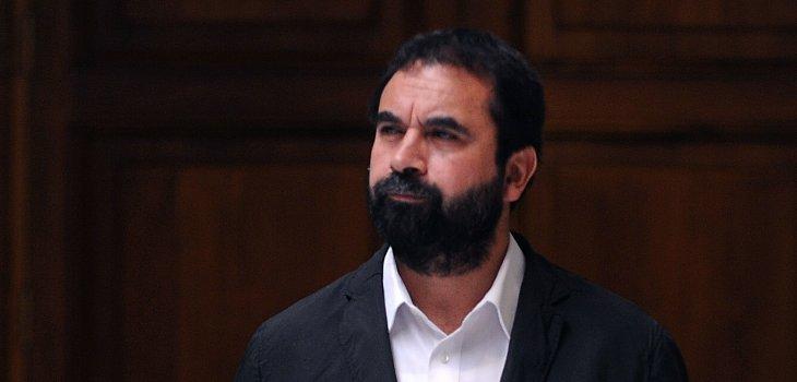 Diputado Hugo Gutiérrez | Agencia UNO